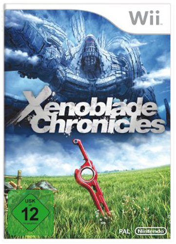 Xenoblade Chronicles (Wii Metroid)