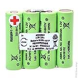 NX - Batterie NiMH 4x AA NX 4S1P ST1 4.8V 2000mAh S