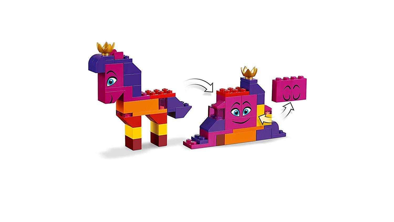 LEGO Movie 2 - Ecco a voi la Regina Wello Ke Wuoglio, 70824 4 spesavip