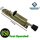 MADHULI® Foot Operated Door Stop, Door Stopper, Door Blocker