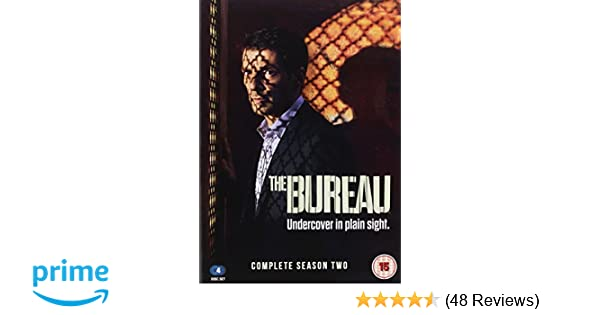 The bureau: complete season 2 [dvd]: amazon.co.uk: mathieu kassovitz