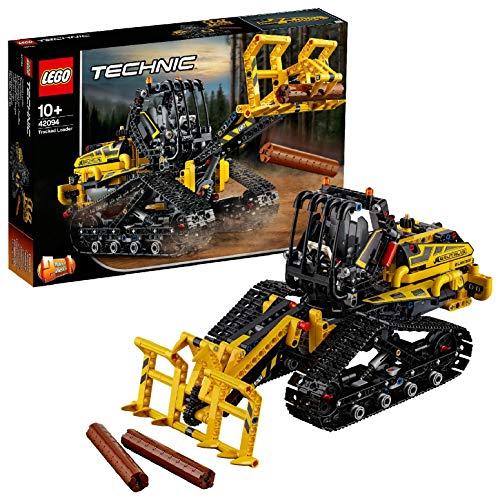 Lego Technic Raupenlader bunt