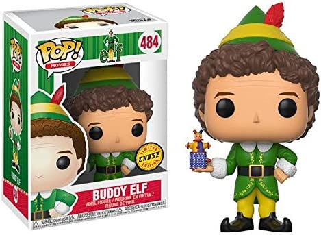 Funko Pop 484 - Buddy Elf Chase Version - Elf | La Qualité Et La Quantité Assurée
