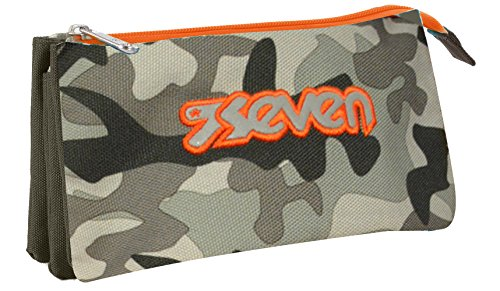 Seven – Portatodo triple, diseño camuflaje (Copy 301021604628) , color/modelo surtido