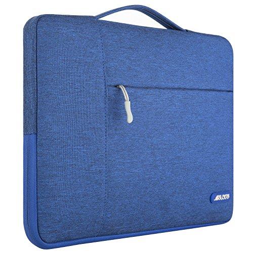 MOSISO Polyester Tissu Multifonctionnel Sac à Main Mallette Housse pour 12.9 iPad Pro / 13-13,3 Pouces Ordinateur Portable, Laptop, MacBook Air / Pro,...