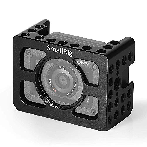 SMALLRIG Cage pour Sony RX0 II Camera 2344