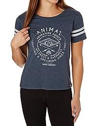 Animal Womens Drifted T-Shirt