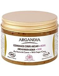 Argandia Gommage Corps Rose Bio 150 ml