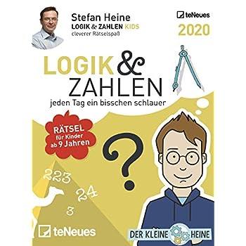 Logik & Zahlen 2020 Tagesabreißkalender