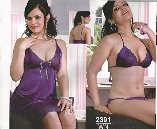 Odishabazaar 0092362344564 Sexy Transparent 3 Pc Lingerie Top G String Baby  Doll- Price in India 2f326fbd0