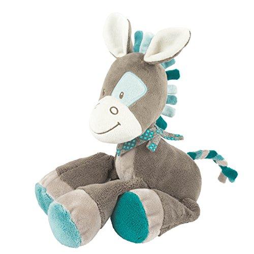 Nattou - Gaston Cavallo - Giocattolo Morbido Baby Toy 36 centimetri