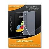 SWIDO Bildschirmschutzfolie für LG Stylus 2 DAB+ [3 Stück] Anti-Reflex MATT Entspiegelnd, Extrem Kratzfest, Schutz vor Kratzer/Bildschirmschutz, Schutzfolie, Panzerfolie