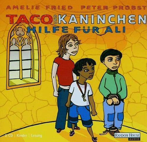 Taco und Kaninchen - Hilfe Für Ali (Ein Hörbuch für Kinder ab 8 Jahren) [2 Audio-CDs - 2:27 Std. / (Taco Anzug)