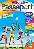 Passeport Toutes les matières - De la 5e à la 4e - Cahier de vacances