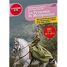 Mme de Lafayette/ B. Tavernier, La Princesse de Montpensier: programme de littérature Tle L bac 2018-2019