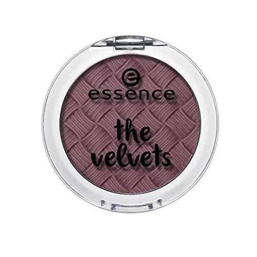 essence - Mono Lidschatten - the velvets eyeshadow 07 - you better mauve!