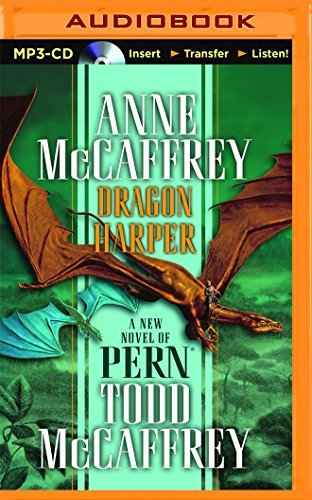 Dragon Harper (Dragonriders of Pern Series) by Anne McCaffrey (2014-11-04) par Anne McCaffrey;Todd McCaffrey