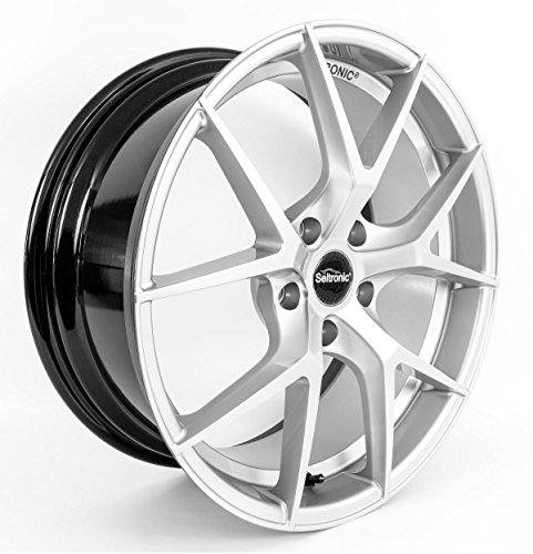 Seitronic® RP5 Alufelge | Exclusiv Design | Hyper Silver 8J 5x112-ET45-66,6 (19 Zoll)