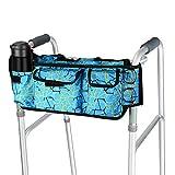 SupreGear, borsa pieghevole di alta qualità per deambulatori e sedie a rotelle