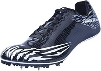 Mofeng Track Shoes Spikes Mens Womens Distanza Running Sneakers atletica Sprinting Track and Field Racing Scarpe con Spikes Ragazze Ragazze