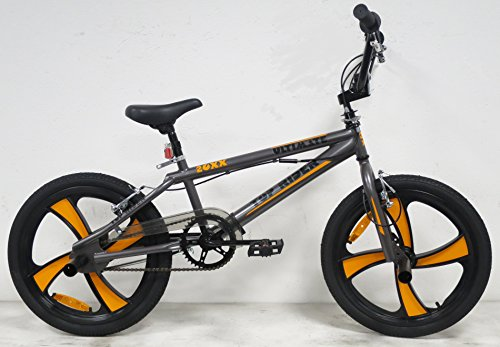 TOP RIDER Free Style/BMX Ultimate 20 avec Rotor System 360°