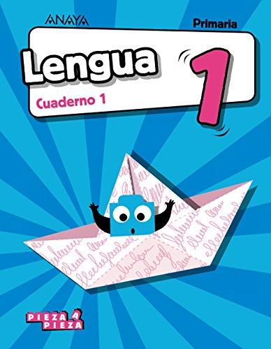 Lengua 1 cuaderno 1 (pieza a pieza)