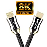 PremiumTech Cable HDMI 2.1 - Câb...
