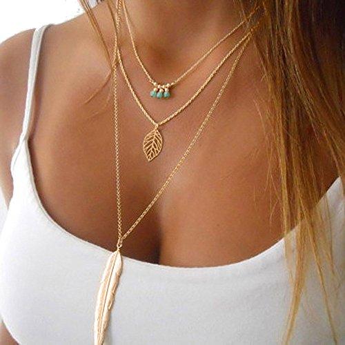 ularma-damen-kette-multilayer-unregelmassige-kristall-gold-halskette-mit-blatt-anhanger