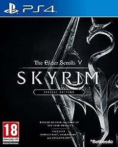 Elder Scrolls V: Skyrim Special Edition (PS4)