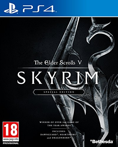 Elder Scrolls V: Skyrim Special Edition (PS4) Best Price and Cheapest