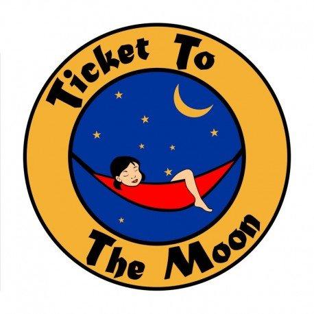 Einfache Stabhängematte Kingsize Outdoor Reisehängmatte von Ticket To The Moon, khaki - 3