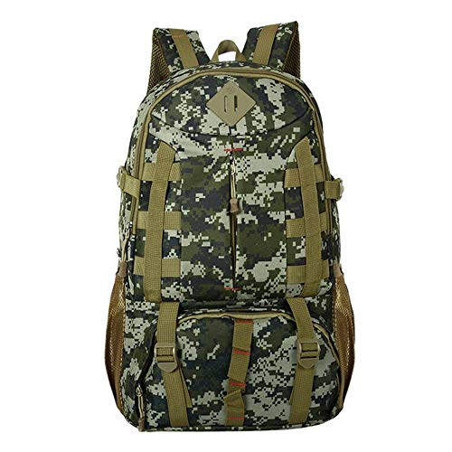 TnXan 40L Militär Tasche Taktische Rucksack Männer Frauen Outdoor Sport Wandern Camping Jagd Taschen Camouflage Rucksäcke Reise Wandern Tasche