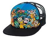 Personaggi Pokemon Snapback Cap - Bioworld Merchandising - amazon.it