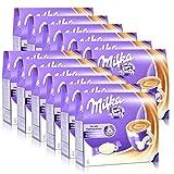 12x Milka für Padmaschinen, 7 Pads + 7 Sticks
