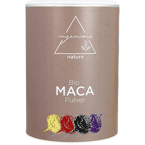 Ingenious Maca 4-Sorten-Mix
