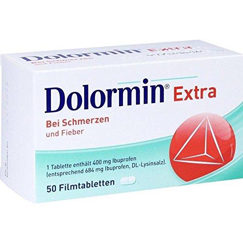 Dolormin extra, 50 St. Filmtabletten - Medi-packungen