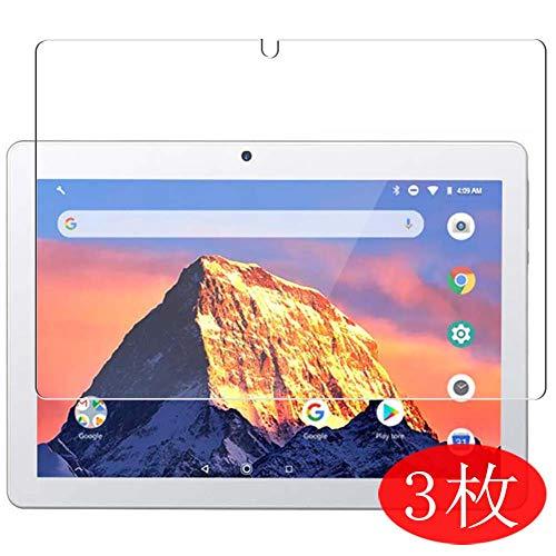 """pellicola tablet VacFun 3 Pezzi Trasparente Pellicola Protettiva per Dragon Touch Tablet 10.1"""" K10"""