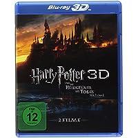 Harry Potter und die Heiligtümer des Todes 1+2