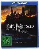 Harry Potter und die Heiligtümer des Todes 1+2 [3D Blu-ray]