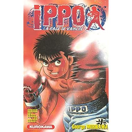 Ippo - saison 1, La rage de vaincre - tome 05 (5)