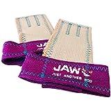 JAW Kiefer Pullup Griff Hand Grip für Wods–Palm Grips für Crossfit, Fitness, Gymnastik & Gewichtheben–Schützen Sie IHRE Hände vor Risse und Tränen