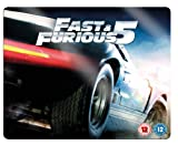 The Fast And The Furious 5 - Limited Steelbook [BLU-RAY]