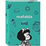 Granica Mafalda - Agenda día por página 2018