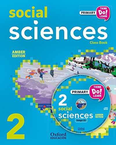 Pack Amber. Social Science. Primary 2. Student's Book (+ CD) (Think Do Learn) - 9788467396478 por Varios Autores