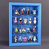 Figucase Sammelvitrine für LEGO Serie 71012 minifigures Disney Figuren