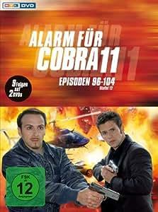 Alarm für Cobra 11 - die Autobahnpolizei: Staffel 12 [Import allemand]