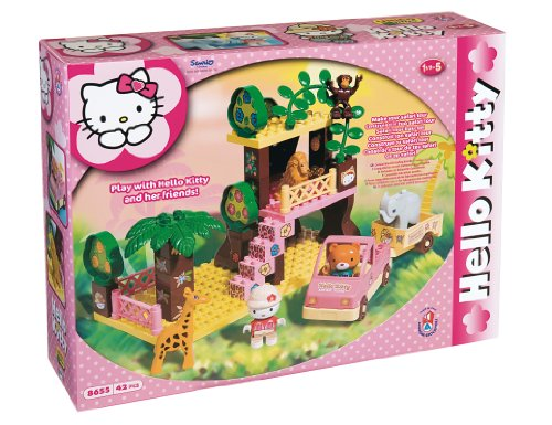 Androni - 8655 Hk - Jeu De Construction - Briques Kitty -...