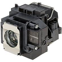 CTLAMP proyector bombilla con carcasa para EB-S10/EB-S9/EB-S92/EB-W10/EB-W9/EB-X10/EB-X9/EB-X92/EX3200/EX5200/EX7200/1220PowerLite/PowerLite 1260, PowerLite S10+, PowerLite S9y VS 200/H367A/H367B/H367C/H368A/H369A/h375a/H375B/H376B/H391A/PowerLite X9