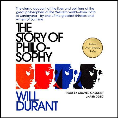 The Story of Philosophy  Audiolibri
