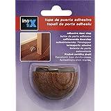 Inofix M258376 - Tope puerta madera adhesivo 2039-0a sapelly